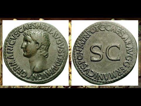 Асс, 37 н.э. - 38 н.э., Монеты Цезаря Калигулы, Ass, 37 AD - 38 AD