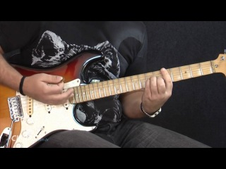 Dire Straits - Sultans Of Swing - Part 1/3 - Como Tocar - How to Play
