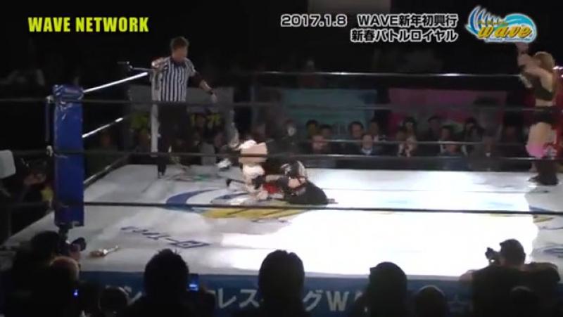 Kizuki vs Cherry vs Nihonbashi vs Nagahama vs Toyota vs Haruhi vs Yamashita vs SAKI vs Kuragaki vs Fujimoto WAVE