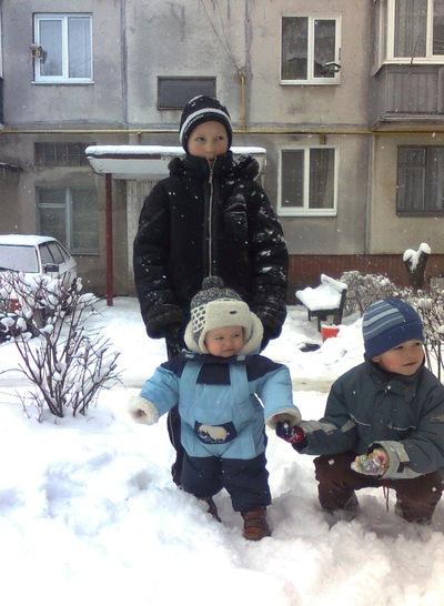 Женя Князев, 27 января 1998, Гребенки, id196639453