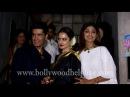 Rekha Shilpa Shetty Jackie Shroff At Birthday Bash Of Filmfare Editor Jitesh Pillai