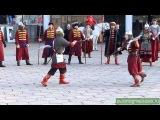 Трюковой спектакль-инсталляция сражений 1612 года «Смутное время»
