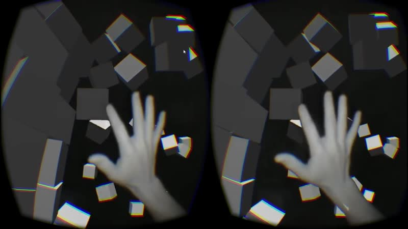 Leap Motion Developer Mashup