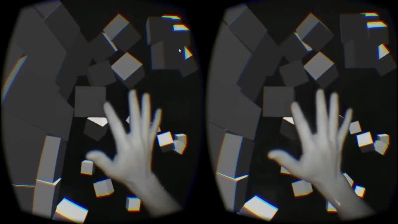 Leap Motion Developer Mashup