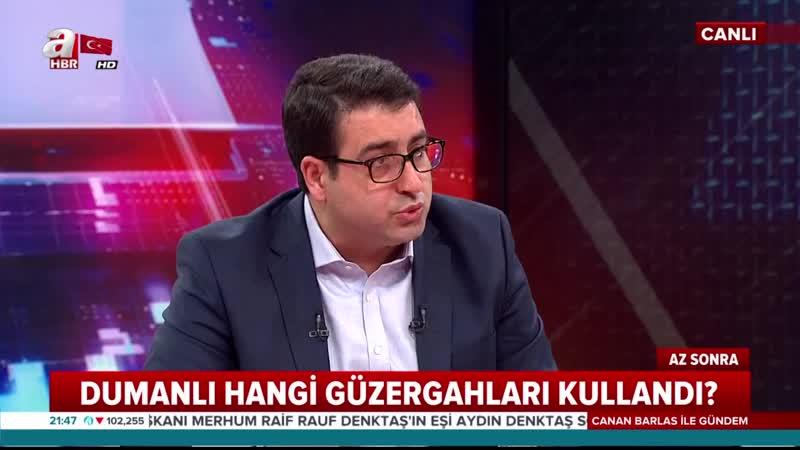 Canan Barlas ile Gündem - 05.02.2019 Ahaber