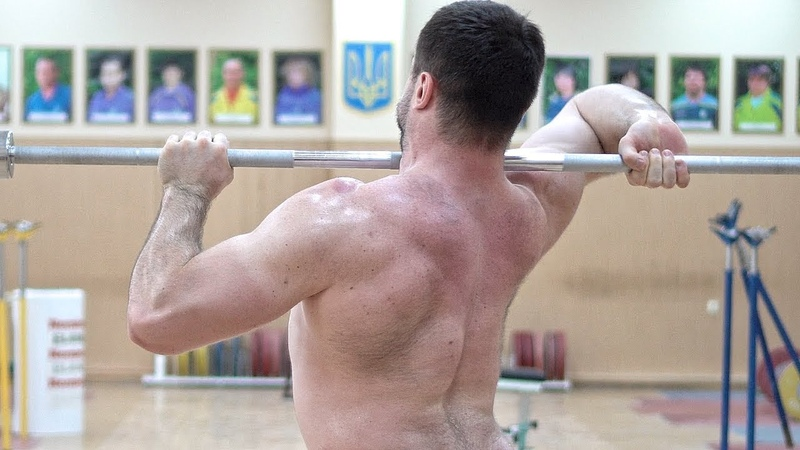 Flexibility Drills for Clean, Front Squat, Jerk