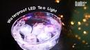 10pcs Remote Control Waterproof LED Tea Light
