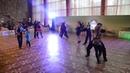 ХАСТЛ, Discofox, Siberian Fest 2018, ДнД Beginner 12 финала, заход 3, танец 1