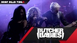 Butcher Babies - Burn the Straw Man. Санкт-Петербург 23.10.2018