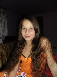 Оксана Пешкова, 11 июля 1995, Барнаул, id182631282