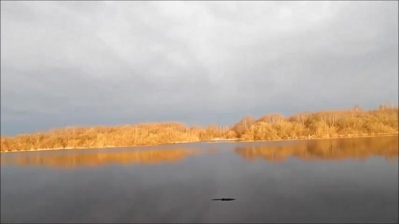 Весенняя свежесть на реке Ягорба.А.В.Огурцов.
