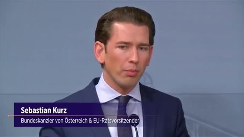 EU-Ratsvorsitzender- Europas Grundwerte müssen uns heilig sein
