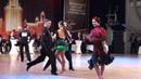 Максим Багин - Софья Киреева Lets dance, Екатеринбург Ча-чв-чв