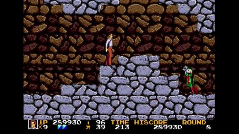 Rolling Thunder 2 [Sega Mega Drive / Genesis / Longplay]