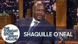 Shaquille O'Neal Wishes He Had His