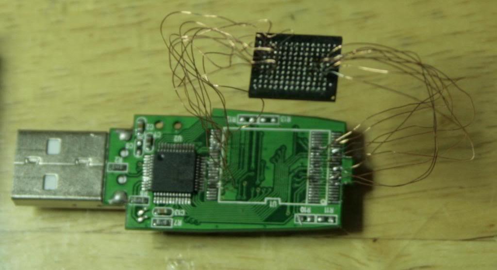 с NAND-памятью на борту.
