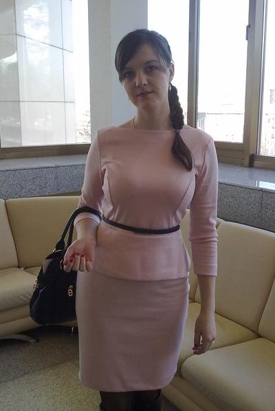 Евгения Кирсанова, 9 августа , Иркутск, id154335762