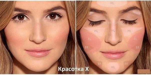 Правильный макияж с проблемной кожей