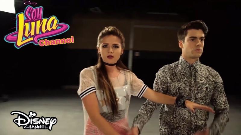 Soy Luna 3 - Emilia et Benicio patinent ensemble - Cómo Me Ves