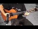 FAME CM 05 Studiomicrophone Almansa 435 Cedar Classic Guitar Soundcheck
