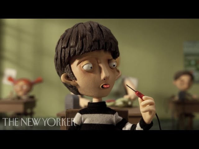 """If I Was God"""" The Screening Room The New Yorker"""