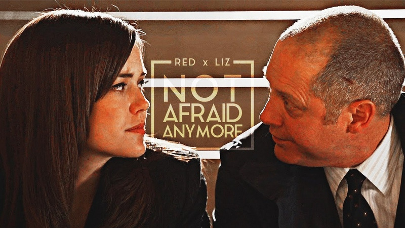 (The Blacklist) Red Liz Not Afraid Anymore