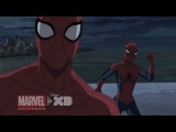 Marvels Ultimate Spider-Man: Web-Warriors Season 3, Ep. 9 - Clip 1
