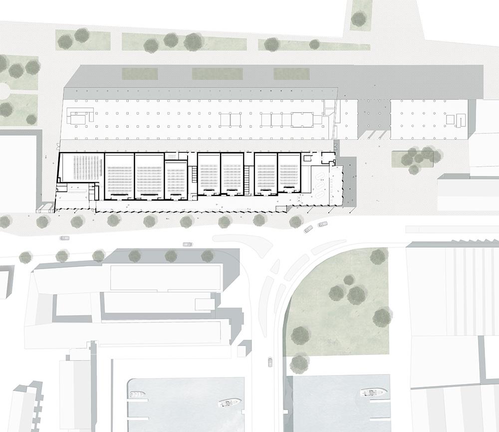 Maastricht Pathé Theatres / Powerhouse Company