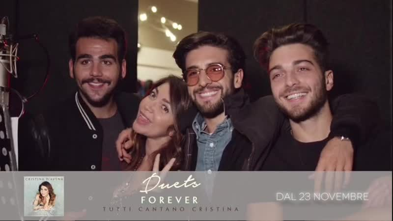 Il Volo Cristina DAvena - Duets Forever