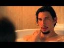 "HBO Girls 3x08 ""Bathtub Scene"" + English accent - Lena Dunham, Adam Driver"
