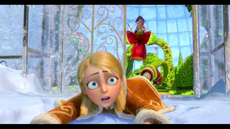 Снежная королева 2 Перезаморозка (мультик по ссылке)