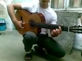 Дидюля отдыхает, гитаристы с Дагистана