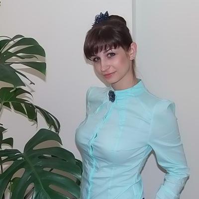 Оксана Иванова, 12 октября 1988, Самара, id5070839