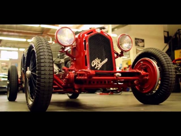 Pure-Blooded Motoring, Pt. 2: Pur Sang 8C 2300 - Paying Homage to Alfa-Romeo's Golden Age