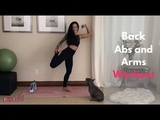 Low-Impact Back, Abs, and Arms in 20 Minutes