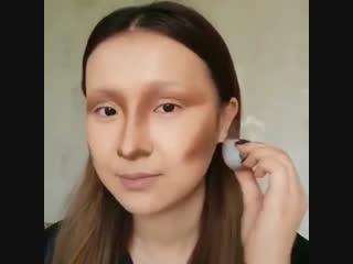 Она превратит себя в кого угодно)