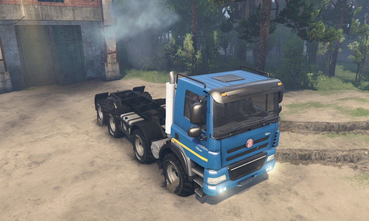 Tatra Phoenix 8x8 для 03.03.16 для Spintires - Скриншот 1