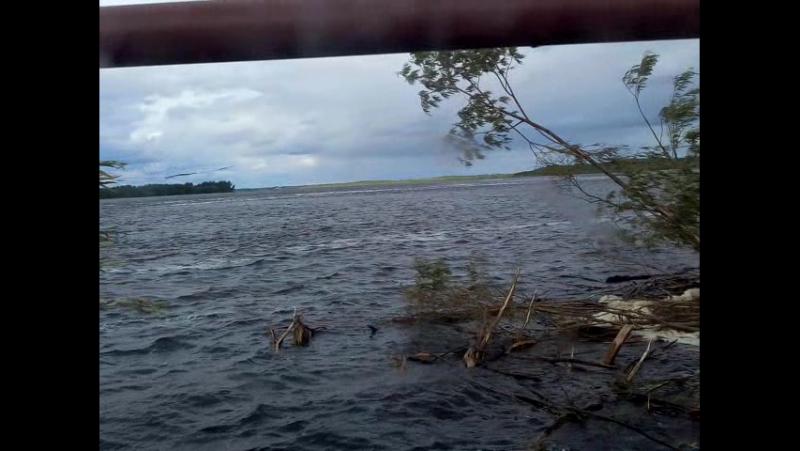 наводнение 2015 год июнь Приобское м \р