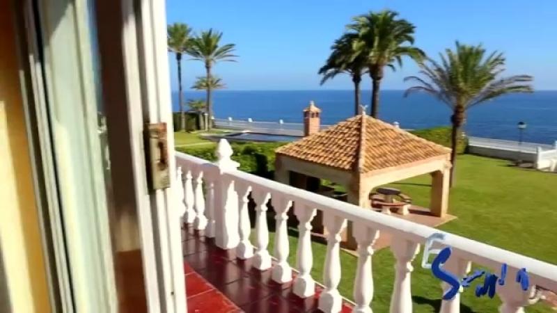 Элитная вилла на побережье Коста Бланка. Недвижимость в Испании. E-Style ref 509