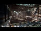 ALLAN РЕМЕЙК HALF-LIFE НА UNREAL ENGINE 4 - PROJECT LAMBDA