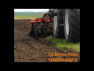 ПЛУГ ДИСКОВЫЙ ПД-3.3 от Велес-Агро