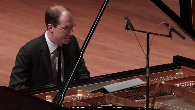 975 J. S. Bach / A. Vivaldi - Concerto in G minor, BWV 975 = Violin Concerto in G minor, RV 316 - Gilles Vonsattel, piano