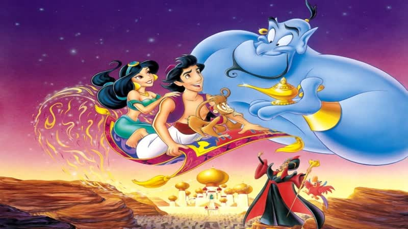«Аладдин» «Aladdin» 1992 «Возвращение Джафара» «The Return of Jafar» 1994