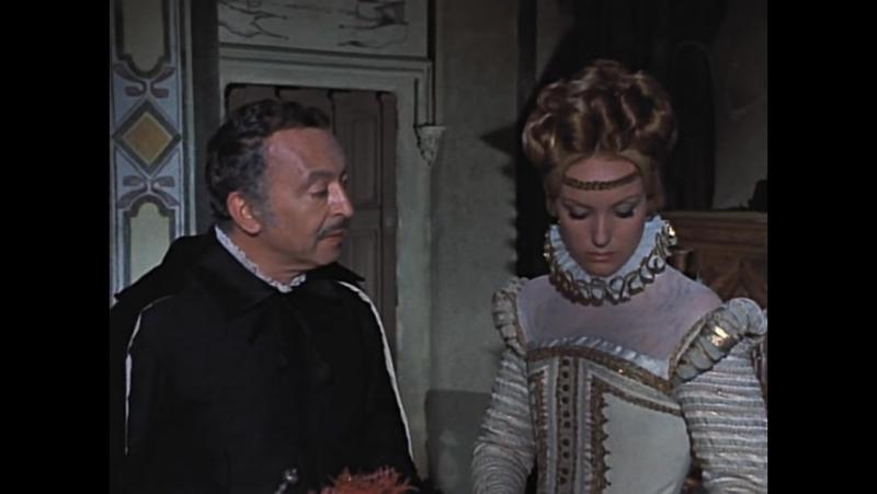 Графиня де Монсоро 1971 2 серия