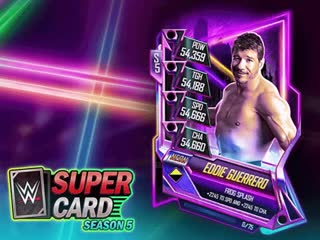 WWE SuperCard - For the first reveal of the Neon tier, wed like to welcome WWE Hall of Fame Superst
