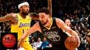LA Lakers vs Golden State Warriors 1st Half Highlights | 02/02/2019 NBA Season