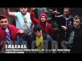 Groove Phenomenon, Federico Scavo vs Ак-47, Ноггано, Guf - Viejos Tiempos (2.M.A.C.H.O.S. bootleg)