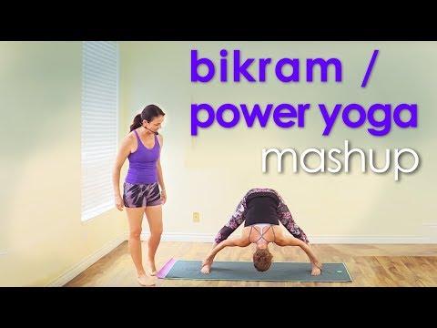 Bikram - Power Yoga Mashup 🧘