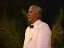 Джузеппе ди Стефано Фрагмент с юбилейного концерта в честь 70 летия певца Сиракузы 25 июля 1991 г