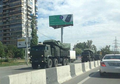 Российские войска вернулись в Ростовскую область на границу с Украиной